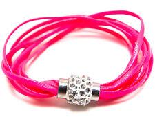 Magnetic bracelet SHAMBALLA - pink