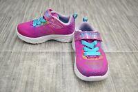 **Skechers Kids Litebeams Gleam N Dream Sneakers, Toddler Girl's Size 6, Pink