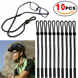 1/2/5/10 PCS Neck Strap Sport Sunglass Eyeglass Read Glasses Cord Lanyard Holder