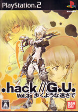 [FROM JAPAN][PS2] .hack//G.U. Vol. Vol. 3//Redemption [Japanese]