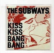 (JC546) The Subways, Kiss Kiss Bang Bang - 2012 DJ CD