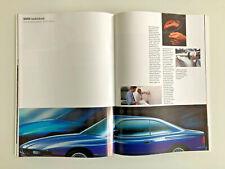 BMW INDIVIDUAL Brochure E36 E34 Touring E38 E31 Ausstattungen Farben - 1995