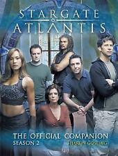 Stargate Atlantis Season 2 Official Companion Book