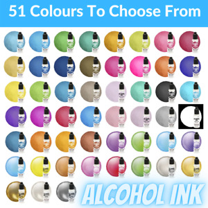 Couture Creations Alcohol Ink 12 ml Bottle - 51 Colours Available