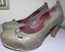 Jolies Chaussures Neosens Cuir Taupe pointure 39 à Voir !!!