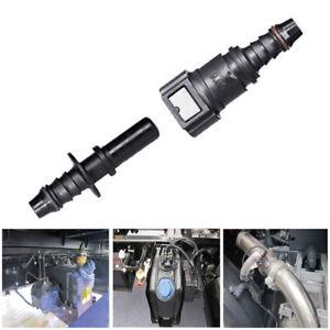 Car Auto Fuel Line Hose Quick Release Connector Automotive Disconnect Pipe AU