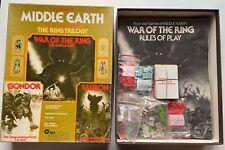 VTG 1977 SPI Games of Middle Earth JRR Tolkien Ring Trilogy RPG Board Game d&d