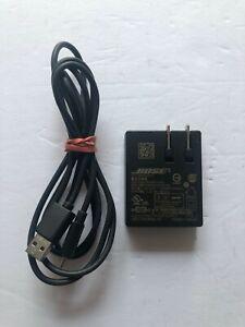 BOSE Soundlink Mini II AC Charger S008AHU0500160 Black
