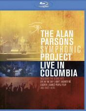 THE ALAN PARSONS SYMPHONIC PROJECT: LIVE IN COLUMBIA NEW BLU-RAY