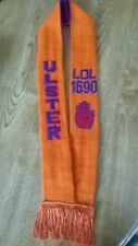 childs wool orange sash orange order loyalist ulster scots RFC lodge loyal  LOL