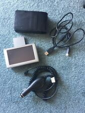 "GARMIN nuvi 650 NA Portable GPS Receiver, 4.3"" Screen Cable Car Charger Bundle"