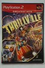 Thrillville Greatest Hits (PS2, 2006). TESTED