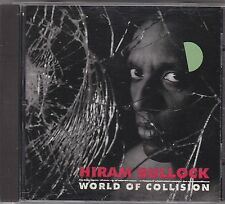 HIRAM BULLOCK - world of collision CD
