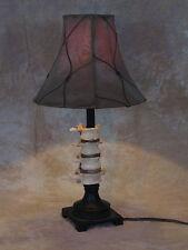 Spine Desk Lamp Halloween Prop Skulls NEW