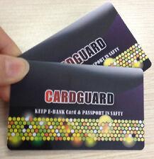 2 x RFID BLOCKING CARDS  PROTECT IDENTITY LIKE_SKIM_CARD
