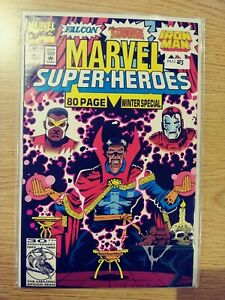 MARVEL SUPER HEROES WINTER SPECIAL NM MARVEL PA12-255