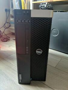 Dell Precision T5810 Workstation Heatsink Fan DVD Power Supply 685w PSU CTO