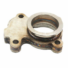 "Garrett GT15 Turbo Waste gate Outlet Housing Flange with 2"" 51mm V Band Flange"