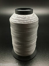 Cadet Gray Polyester Sewing Thread 4oz Spool T90 1125 Yard Bonded Fabric #92 P27