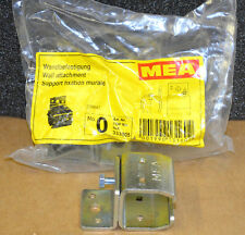 MEA 333005 Wandbefestigung Gr 0 Torlaufschiene Laufschiene 2 Stück NEU
