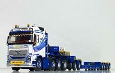 "Volvo FH4 low loader with dolly trailer ""Van Wijgerden""WSI truck models 01-3141"