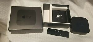 Apple TV (4th Generation) 32GB HD Media Streamer - A1625 Bundle