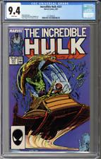 Incredible Hulk #331 CGC 9.4