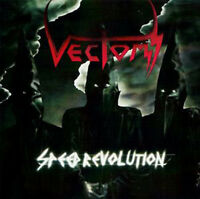VECTOM - Speed Revolution / Rules Of Mystery - CD - 162363