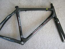 COLNAGO FERRARI CF4 BLACK FULL-CARBON 52S BEAUTIFUL FRAMESET, VVGC