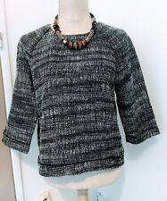 Pull top Chiné ZARA Taille M