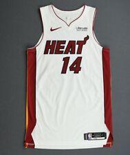 Tyler Herro Miami Heat 2021 Home Weiß NBA Jersey Basketball Trikot