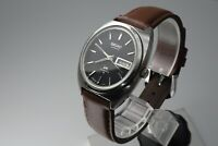 Vintage 1971 JAPAN SEIKO LORD MATIC WEEKDATER 5606-7140 23Jewels Automatic.