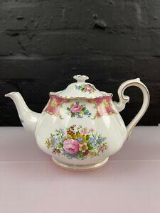 Royal Albert Lady Carlyle Large Tea Pot
