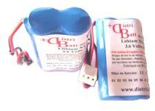 Batli05 - compatible Daitem Lithium 3.6 Volts 4.4 AH