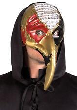 Venezianische Schnabelmaske  NEU - Karneval Fasching Maske Gesicht