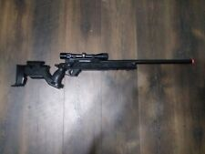 New listing TSD Tactical SD96 Bolt-Action Long Airsoft Sniper Rifle Toy Black