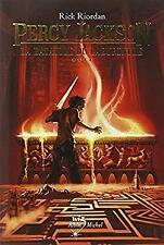 Percy Jackson T4 La Bataille Du Labyrinthe Percy Jackson & the Ol