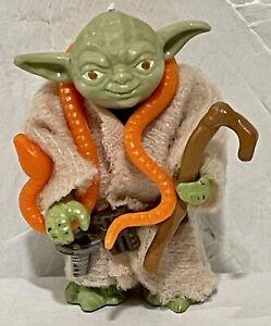 Vintage STAR WARS Yoda Complete - The Empire Strikes Back TESB Kenner Skywalker