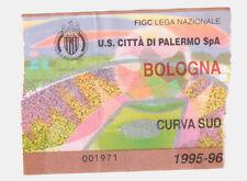 54244 Biglietto stadio - Palermo Bologna - 1995/1996