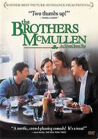 The Brothers McMullen ~ Mike McGlone Jack Mulcahy ~ DVD ~ FREE Shipping USA