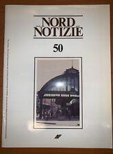 NORD NOTIZIE- Ferrovie nord Milano Notizie - 50 - anno 1986
