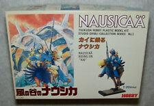 """TSUKUDA HOBBY Studio Ghibli-01 """"NAUSICCA RIDING ON KAI"""" 1/20 scale USA SELLER"""