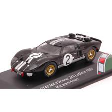 decal 1//43 FORD GT40 MKII Alan Mann Racing Le Mans 1966 RENAISSANCE TK43//20