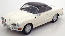 Minichamps 1970 Volkswagen Karmann Ghia White / Black Top 1:18**New Stock**