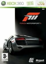 Forza Motorsport 3 (Xbox 360) USK 3+ Racing: Auto 2 Disc Edition-mit Handbuch.