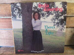 LINDA DOWNING There's A Light LP Record Album Vinyl