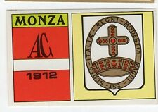 figurina - CALCIATORI PANINI 1971/72 NEW - SCUDETTO MONZA