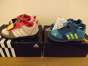 Adidas daroga outdoor kids trainers BNIB all sizes free UK postage