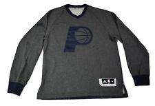 adidas Mens NBA Indiana Pacers Warm-Up Shooting Shirt New Pick Size