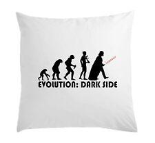 Evolution Dark Side Star Wars Style Artwor White Pillow Case Cushion Cover 40 cm